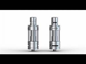 Matrix SubOhm tank by High Voltage First Impressions...HERAKLES KILLER?