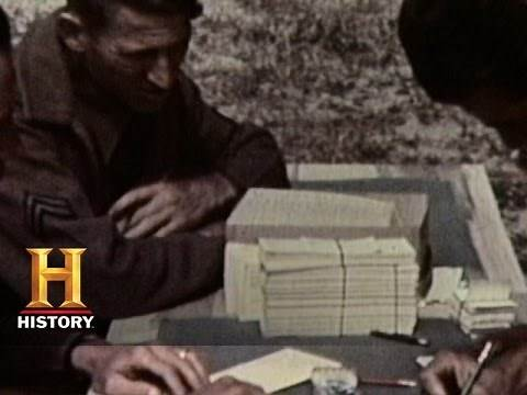 WWII In HD: America Enters World War II | History