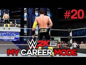 "WWE 2K15 My Career Mode - Ep. 20 - ""DANGER ZONE 2.0!"" [WWE MyCareer XBOX ONE/PS4/NEXT GEN Part 20]"