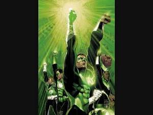 Green Lantern Corps Tribute
