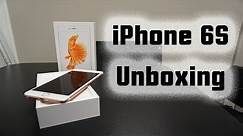 Cricket iPhone 6S Unboxing