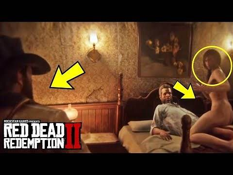 HOW TO GET A GIRLFRIEND IN RED DEAD REDEMPTION 2!