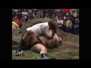 Undertaker & Big Show vs Rock & Mankind Full Buried Alive Match -SmackDown, (Sept 9, 1999)