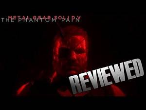 Reviewed: Metal Gear Solid V: The Phantom Pain