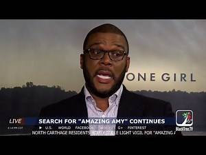Tyler Perry talks 'Gone Girl' w/ Neil Patrick Harris and Kim Dickens