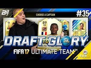 DRAFT TO GLORY! FINALLY A GOOD REWARD! #35 | FIFA 17 ULTIMATE TEAM