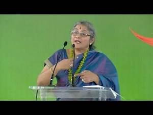 Ms. Sheila Sri Prakash-Architect & Urban Designer-Chennai-India - Speaker, IWC 2014