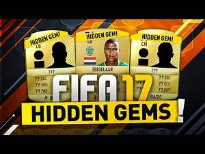 FIFA 17 HIDDEN GEMS!