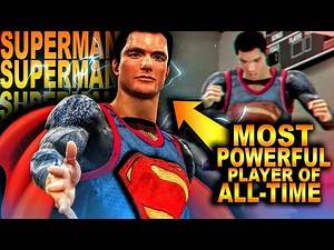 SUPERMAN Is The Most POWERFUL Player In NBA 2K19 HISTORY... FIRST EVER PERFECT MyPlayer! | DominusIV