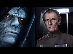 How Palpatine made Tarkin Evil [Legends]