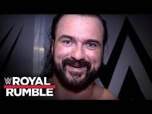 Drew McIntyre is going to WrestleMania: WWE Exclusive, Jan. 26, 2020
