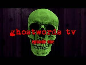 Ghostwords TV: Ramsey Campbell, HP Lovecraft, Ash vs Evil Dead, Steve Dikto, David Bowie