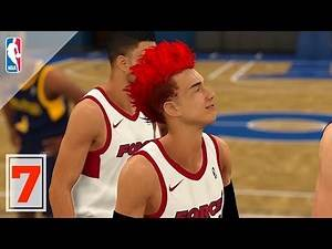 NBA 2K19 - MyPlayer Career - Part 7 - The Flying Dragon Returns!