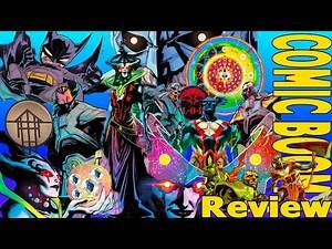 Justice League 22: Must Read! New History of the DC Universe! Perpetua's family legacy! And Batmite!