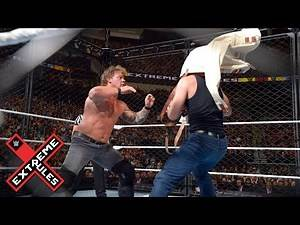 Dean Ambrose vs. Chris Jericho – Asylum Match: WWE Extreme Rules 2016 auf WWE Network