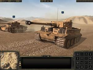 4 H1 Tiger Tank and a Lot of Sherman M4 ! Realistic Strategy Theatre of War 2 Africa 1943
