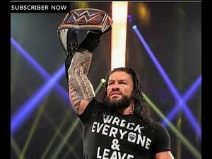 WWE: Roman Reigns (The Truth Reigns) Theme Song 2020