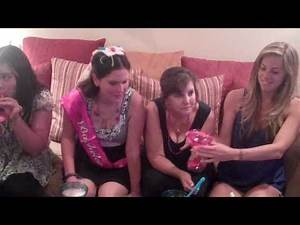 My best friend's Bachelorette Party #2 - Starting the game