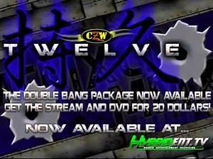 CZW Twelve DVD & Stream Package available NOW at HybridEnt.TV