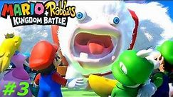 Mario Rabbids Kingdom Battle Part 3- Rabbid Kong
