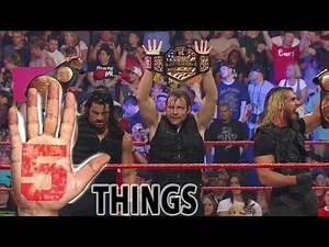 5 Must-See Extreme Rules Matches - 5 Things