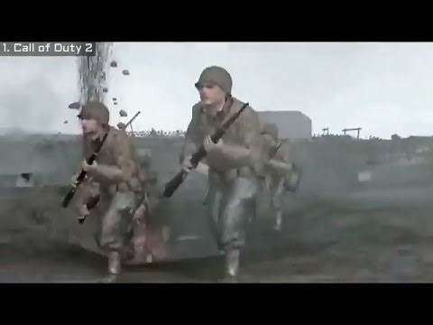 Top 10 Best World War II Shooting Games of All Time