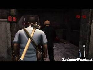 Manhunt 2 Executions (PC) » Revolver