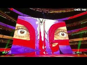 Rey Mysterio Returns 2020 to Raw with his Original 2002 Theme - Epic Entrances
