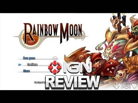 Rainbow Moon Review - IGN Video Review