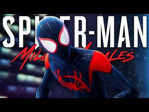 INTO THE SPIDER-VERSE SUIT | Spider-Man Miles Morales - Part 5 (PS5)