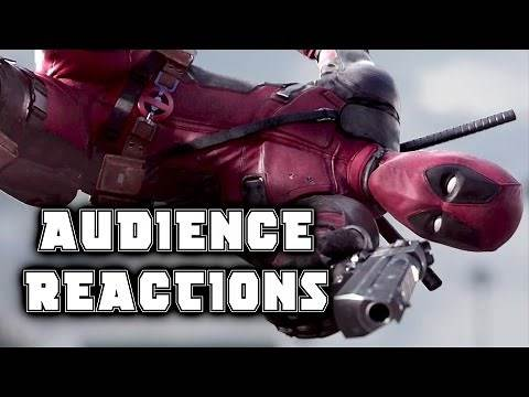 DEADPOOL {SPOILERS} : Audience Reactions | February 2016 (RE-POST)