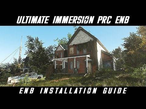 Ultimate Immersion PRC ENB Preset - Download and Complete Installation Tutorial