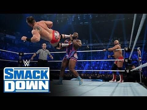 The Revival vs. The New Day – SmackDown Tag Team Championship Match: SmackDown, Nov. 8, 2019
