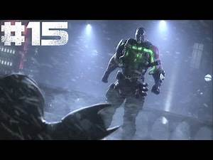 Batman Arkham Origins Gameplay Walkthrough Part 15 - Playing as the Joker Bane Boss Battle