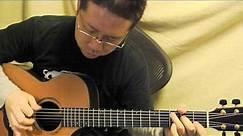 「星降る峡谷」ファイナルファンタジーVIIより/南澤大介(acoustic guitar solo)