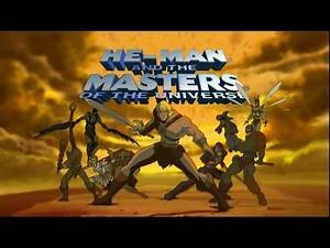 Awesome 80's Cartoon and TV Show Intros He-Man and the Masters of the Universe, New Adventures.
