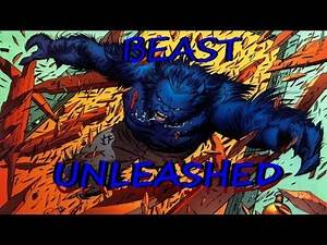 Beast - UNLEASHED O.P. Cosmic Movement Build Marvel Heroes Omega PS4 PRO