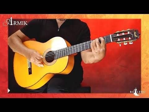Armik - Dream Catcher Solo-(Live Variation)-OFFICIAL-World Fusion, Flamenco, Spanish Guitar