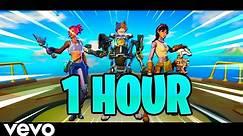 Fortnite Bosses - Pretending 2.0 [1 HOUR] - (Official Video)