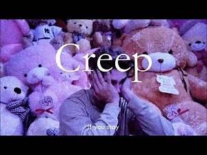 creep - radiohead (slowed) // sub esp. - lyrics