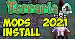 How to install Mods in Terraria - tModLoader (2021) (NEW installation) (Steam)