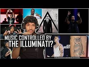 Proof Illuminati Controls The Music Industry (NEW 2018 REACTON!)