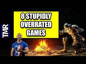 8 Stupidly Overrated Video Games