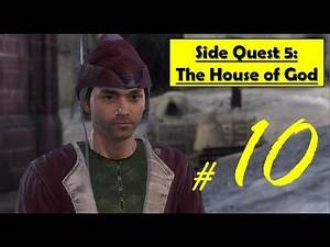 Kingdom Come Deliverance - The House of God   Solve Monastery Accident