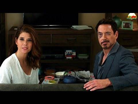 Peter Parker Meets Tony Stark Scene - Captain America Civil War (2016) Movie Clip HD