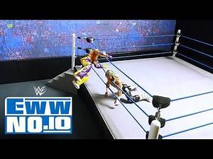 Dolph Ziggler vs. Rey Mysterio - Intercontinental Championship Match: WWE EWW 10, Oct. 24, 2019