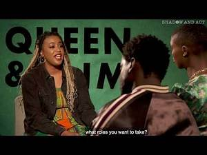 Daniel Kaluuya and Jodie Turner-Smith on Black British Black American Tension in Hollywood