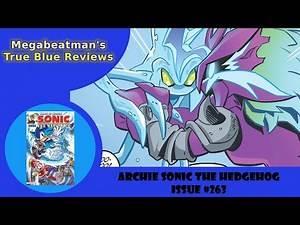 Archie Sonic The Hedgehog #263 - A Comic Review by Megabeatman