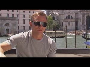 Casino Royale - Behind the scenes News of the World special, James Bond