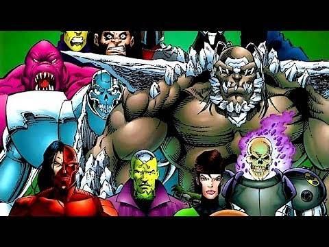 Top 5 Best Superman Villains